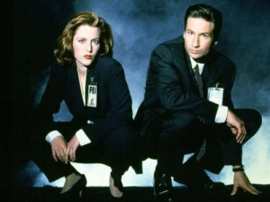 Scully-and-Mulder-X-Files